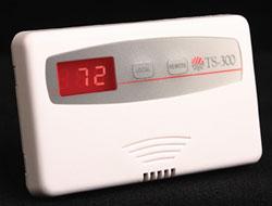 Temperature and Flood Sensor