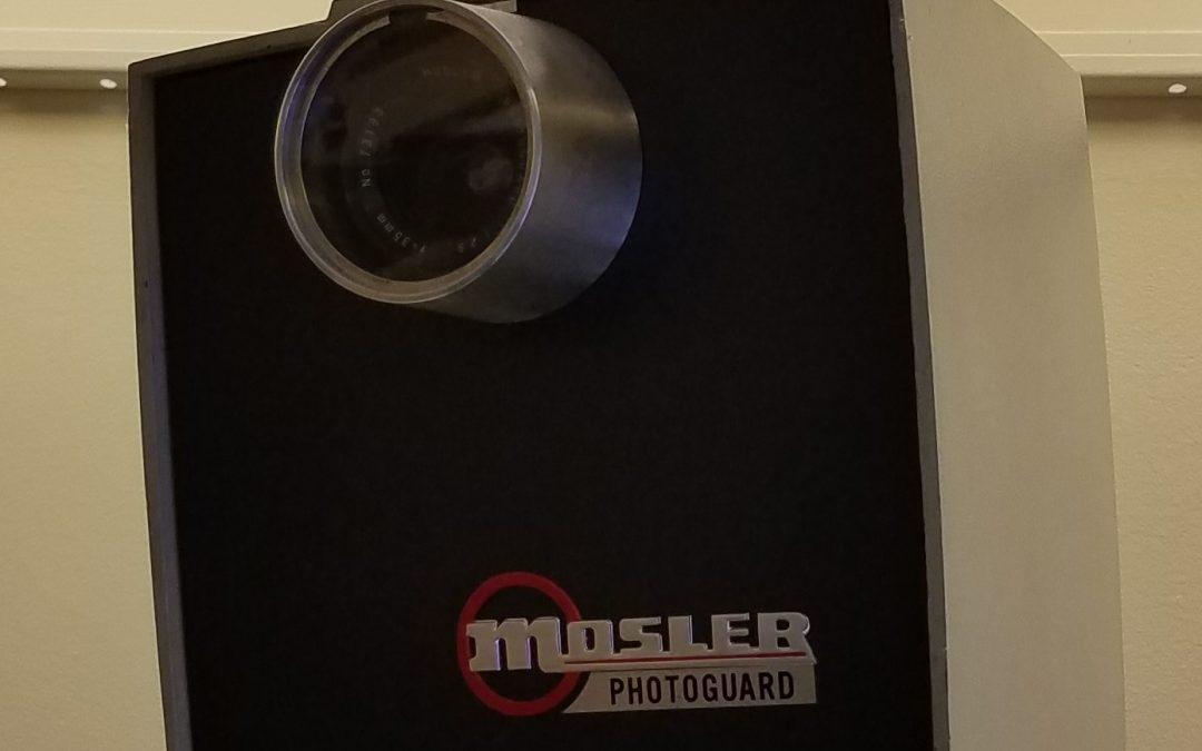Mosler Photo Guard Camera