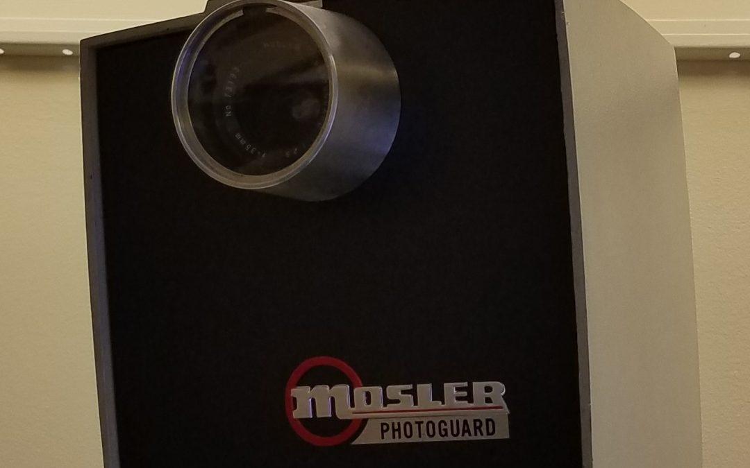 Mosler Photo Guard Camera