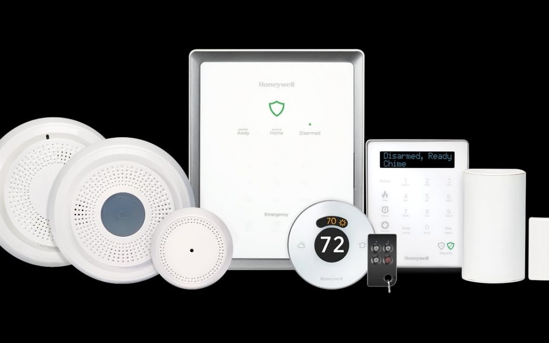 Security and Home Automation combined